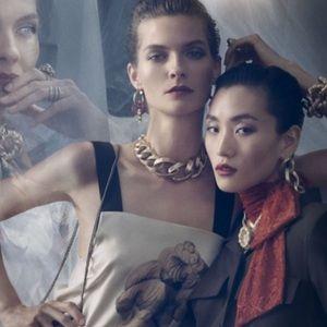 Zara chain necklace